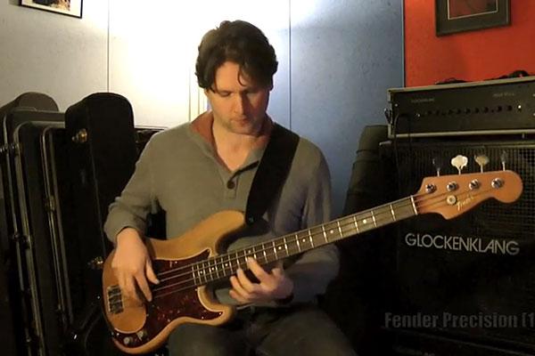 Bart Soeters: Bass Sounds
