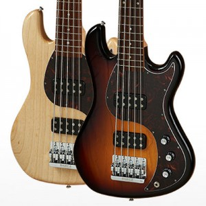 Gibson Five-String EB Bass Bodies