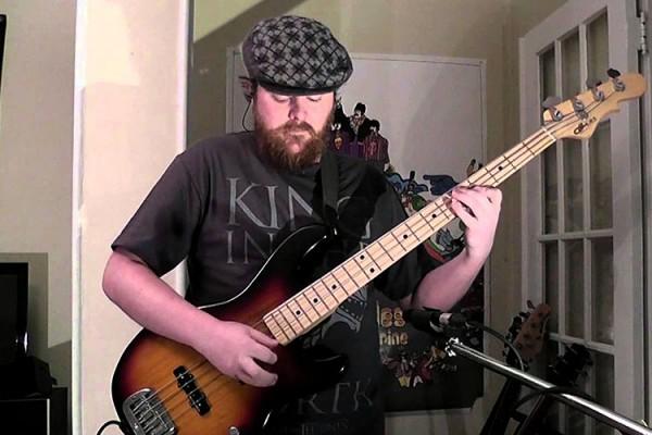 """Jim Bennett: All Bass Daft Punk """"Get Lucky"""" Cover"""