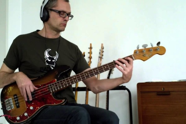 Bass Lick Series: Disco Bass Groove in Gm