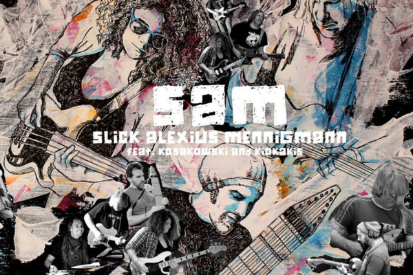 SAM, Featuring Julie Slick, Releases Debut Album and EP