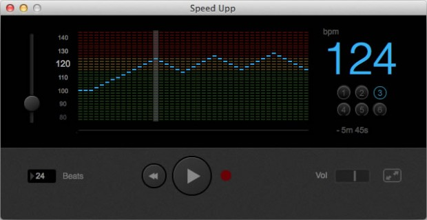 Speed Upp Programmable Metronome App
