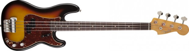 Fender Sean Hurley Signature 1961 Precision Bass - Three-color Sunburst