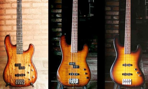 Lipe Guitars Lupara Basses