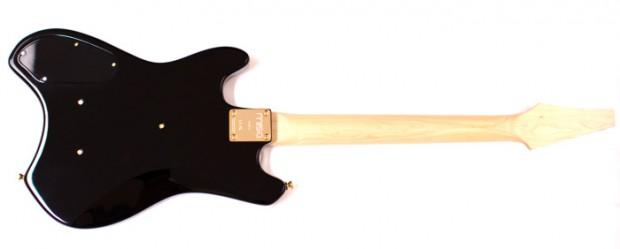 Misa Tri-Bass MIDI Controller back
