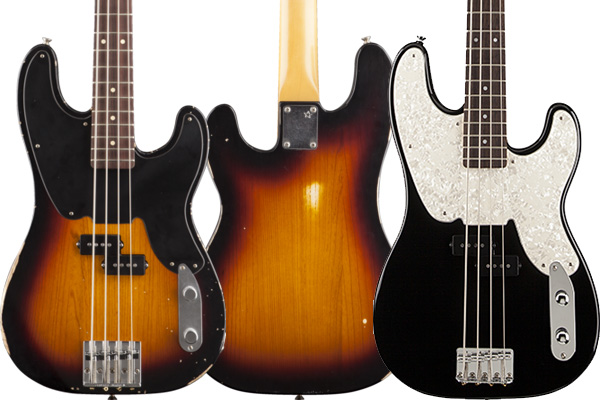 Fender and Squier Introduce New Mike Dirnt Signature Basses