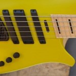 Le Fay Updates ROB 344-66/IIIa Bass Guitar