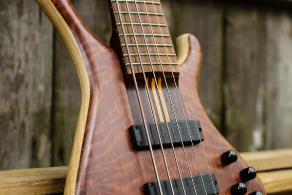 """Bass of the Week: Adam """"Nolly"""" Getgood's G-Spot Basses Temptress"""