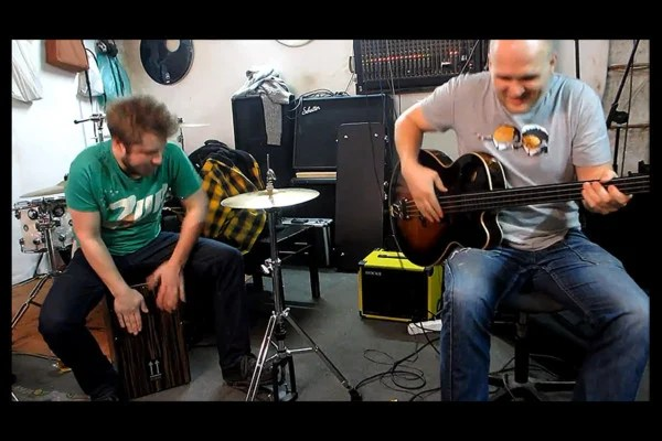 Acoustic Jam: Jan Urbanec and Adam Koller