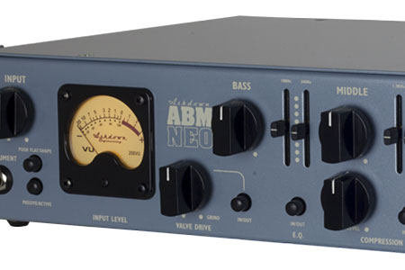 Ashdown Engineering Announces ABM-NEO-400-RC Rackmount Head
