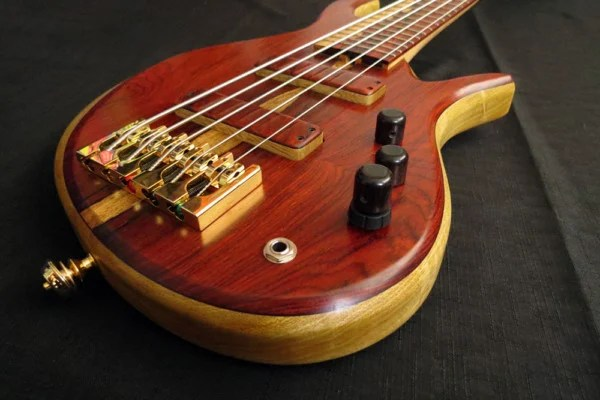 Bass of the Week: Ella Basses #0015