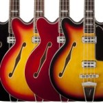 Fender Brings Back the Coronado Bass
