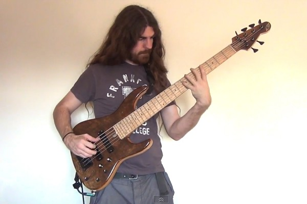 "Simon Fitzpatrick: All Bass Cover of Bastille's ""Pompeii"""