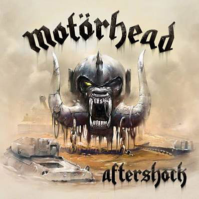 Motorhead Announces New Album Track List and Preorder