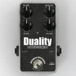 Darkglass Electronics Announces Duality Dual Fuzz Engine