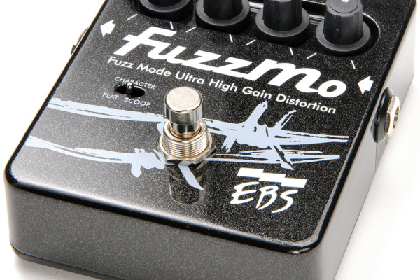 EBS Introduces FuzzMo Pedal