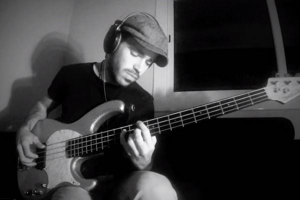 "Miki Santamaria: ""Somewhere Over The Rainbow"" for Solo Bass"