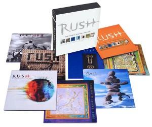 Rush: The Studio Albums 1989-2007