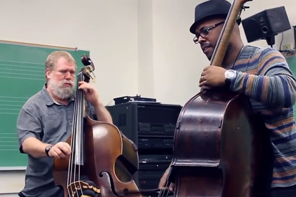 """Lynn Seaton and Christian McBride: """"Blues in the Closet"""""""