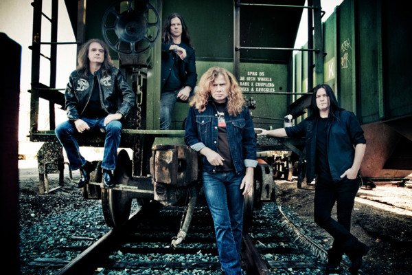 Megadeth Announces Tour Dates and David Ellefson Book Signings