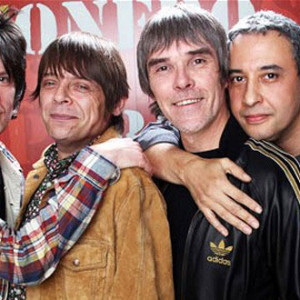 Stone Roses Working on New Album