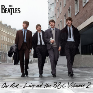 "The Beatles' Volume 2 of ""On Air – Live At The BBC"" Released"
