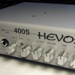 Hevos Announces 400S Compact Bass Amplifier