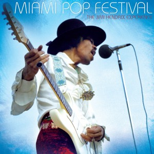 Jimi Hendrix: Miami Pop Festival Recordings Released