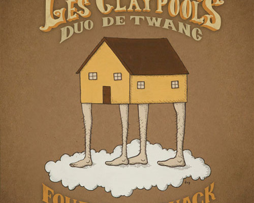Les Claypool's Duo de Twang Announces Debut Album