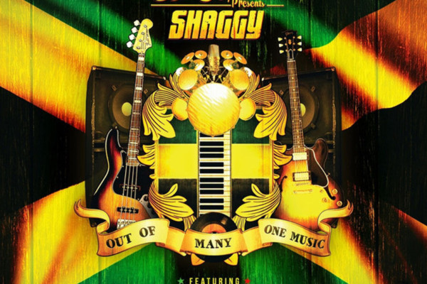 "Shaggy Recruits Sly & Robbie for ""Out of Many, One Music"""