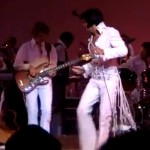 "Elvis Presley with Jerry Scheff: ""Suspicious Minds"", Live 1970"