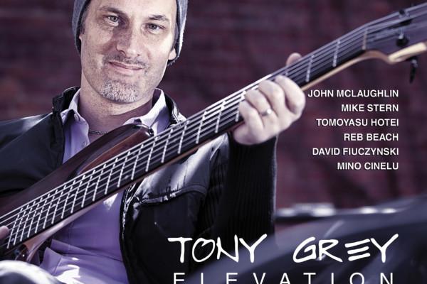 "Tony Grey Releases ""Elevation"""