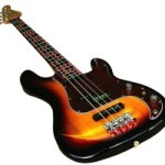 Fretlight Introduces FB-525 Bass
