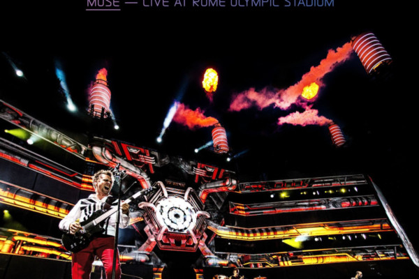"Muse Releases ""Live at Rome Olympic Stadium"" CD/DVD"
