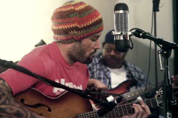 Ben Harper and The Innocent Criminals: Jah Work – A Lewis Marnell Tribute