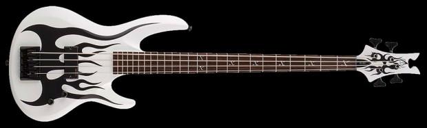 ESP LTD Signature Series Fred Leclercq FL-204 Bass body