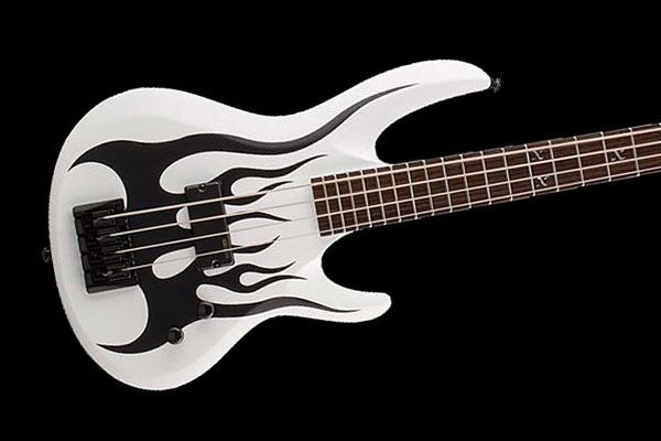 ESP LTD Introduces Signature Series Fred Leclercq FL-204 Bass Guitar