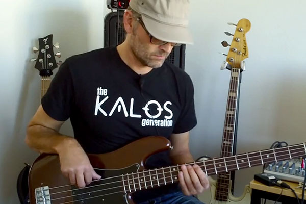 Lesson: Getting Funky with Trills on Bass