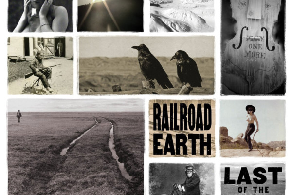 """Railroad Earth Releases """"Last of the Outlaws"""""""