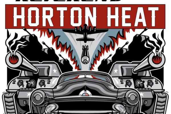 "Reverend Horton Heat Returns with ""REV"""