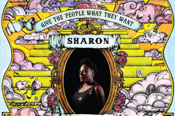 """Sharon Jones and the Dap-Kings Release """"Give the People What They Want"""""""
