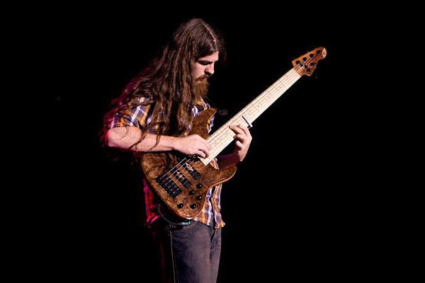 2013 Reader Favorite Bassists – #9: Simon Fitzpatrick
