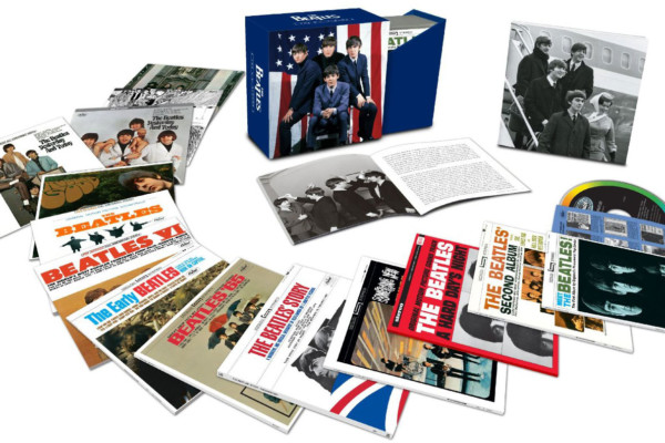 "The Beatles ""U.S. Albums"" Released As Box Set"