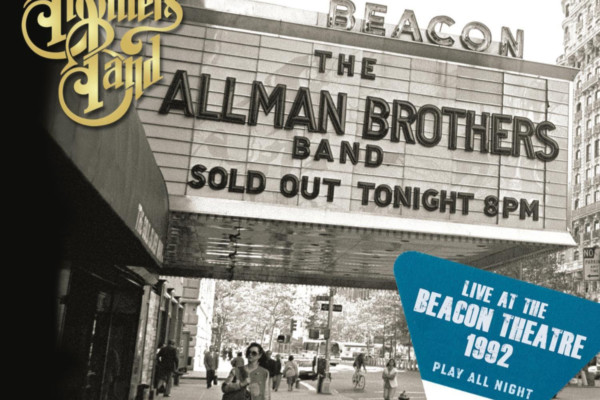 Allman Brothers Band Release Two Classic Live Albums