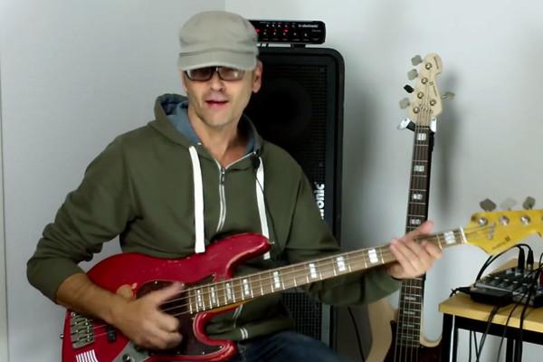 Funky Slap Bass Lesson