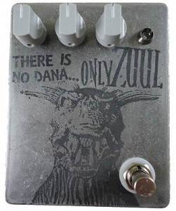 Fuzzrocious There Is No Dana... Only ZUUL Pedal