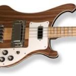 Rickenbacker Announces 4003W Bass
