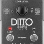 TC Electronic Introduces Ditto X2 Looper