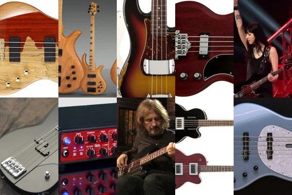 Bass Gear Roundup: The Top Gear Stories in January