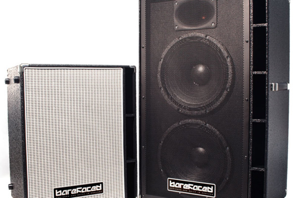 Barefaced Bass Cabinets Unleashes Generation 3 Cabinets
